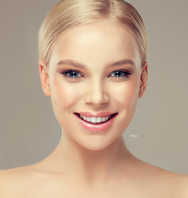 Skincare Featured Model