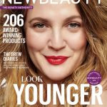 New Beauty Drew Berrymore Cover