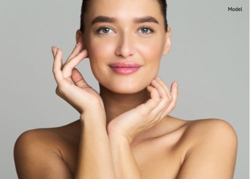 Skin resurfacing allows patients to achieve a radiant, glowing, and younger complexion.